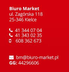 kontakt biuro market